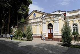 Областной театр кукол имени А.Джураева - фото