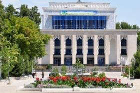Театр драмы и музыки имени Х.Алимжана - фото