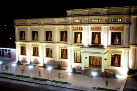 Jahon Palace Hotel - фото