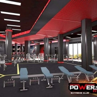 POWER FITNESS EXTREME CLUB на фото
