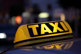 Бухарский таксомоторный парк