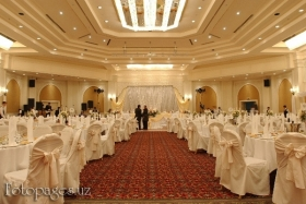 Amir Temur Hall - фото
