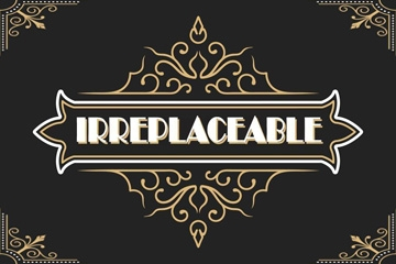 Фото Irreplaceable