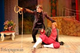 Ташкентский Государственный Театр Музыкальной Комедии (театр Оперетты) - фото