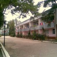 Детский лагерь Чаткал на фото