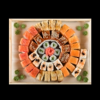 Samurai Sushi на фото