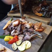 Мясной бар Grillades на фото