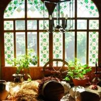 Грузинский дворик - фотография